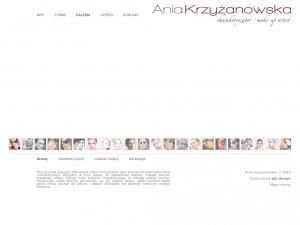 Wizażystka Ania Zaprasza - Warszawa